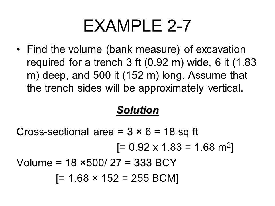 EXAMPLE 2-7