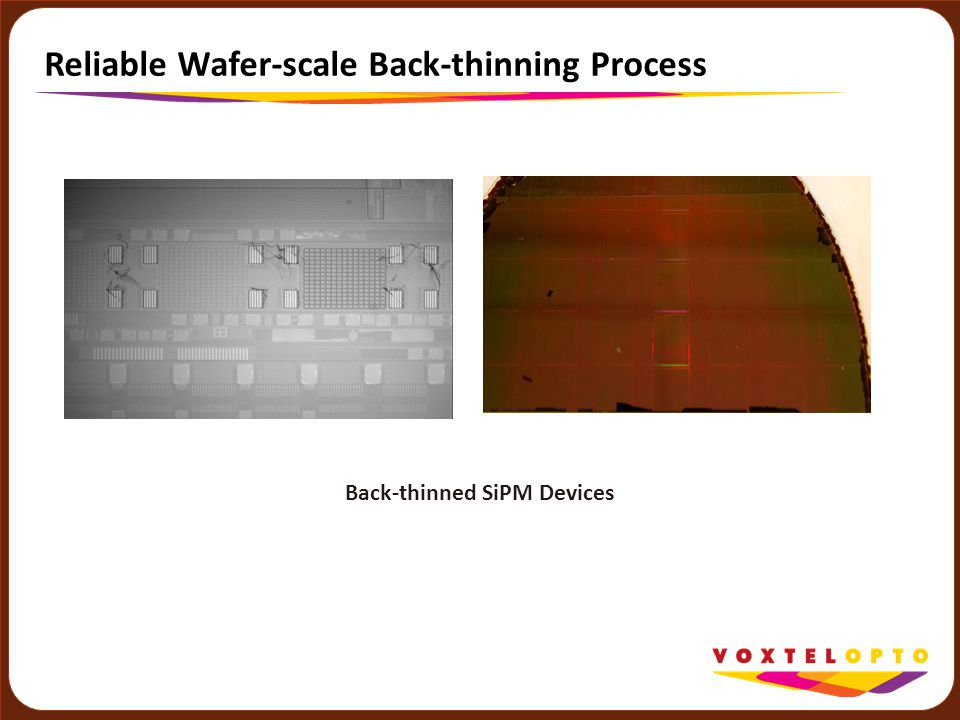 Reliable Wafer-scale Back-thinning Process