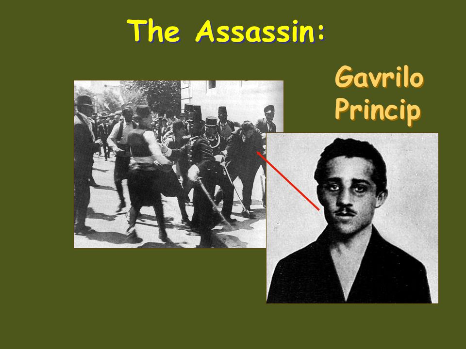 The Assassin: Gavrilo Princip
