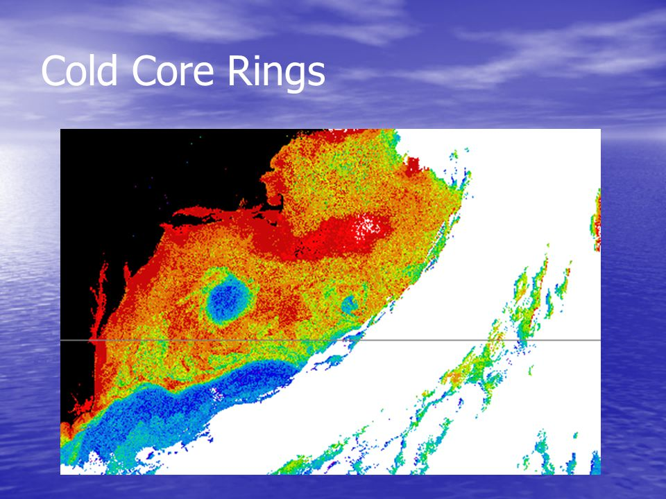 Cold Core Rings