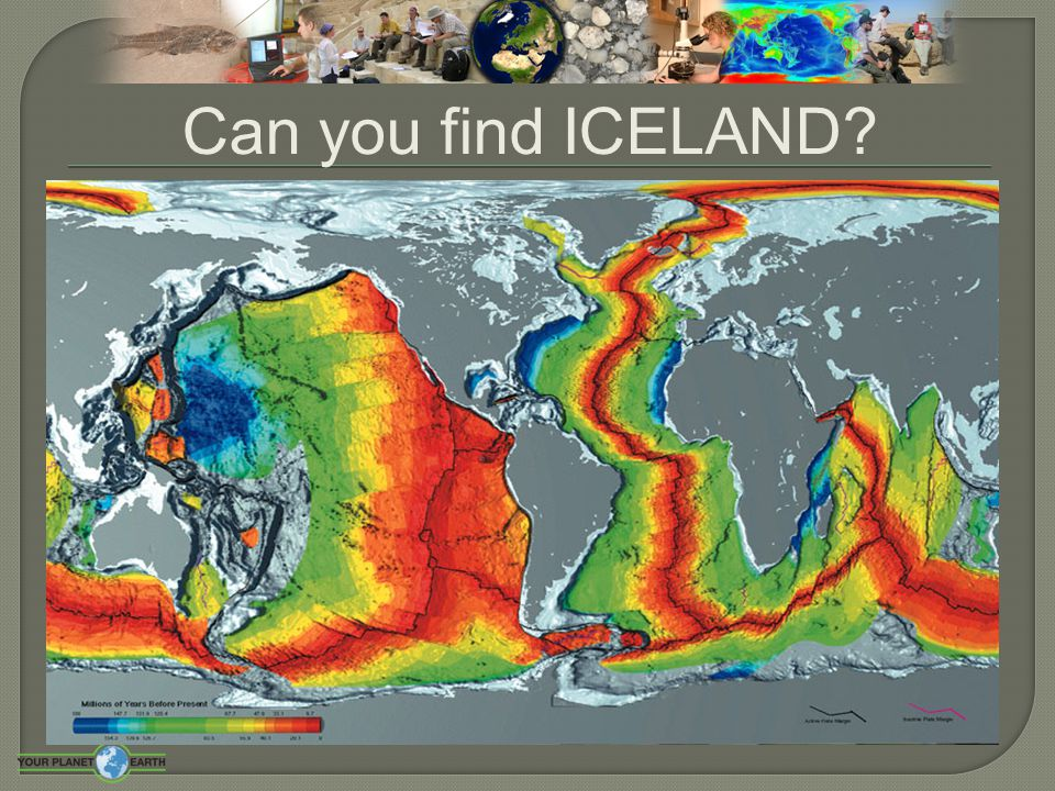Can you find ICELAND