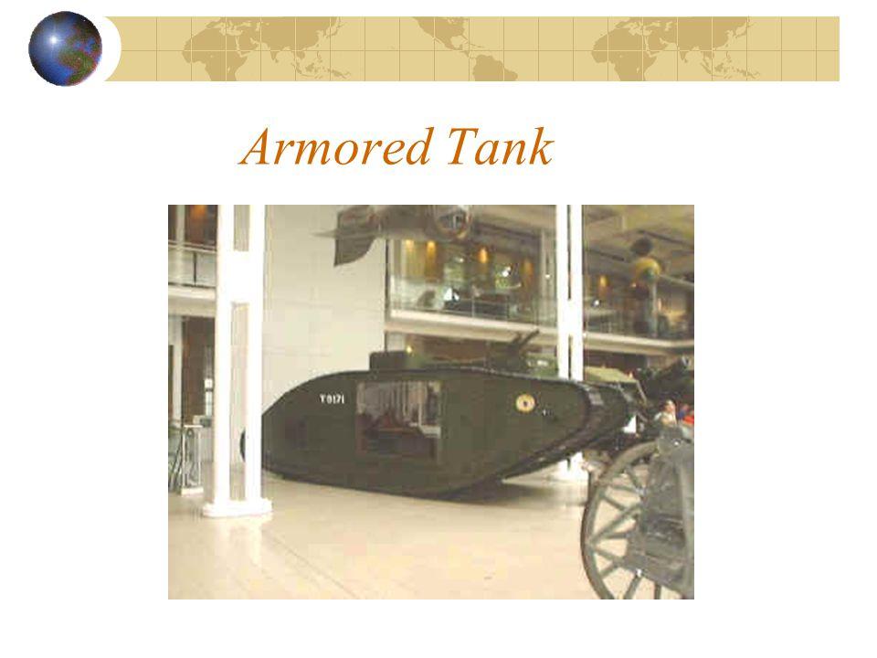 Armored Tank