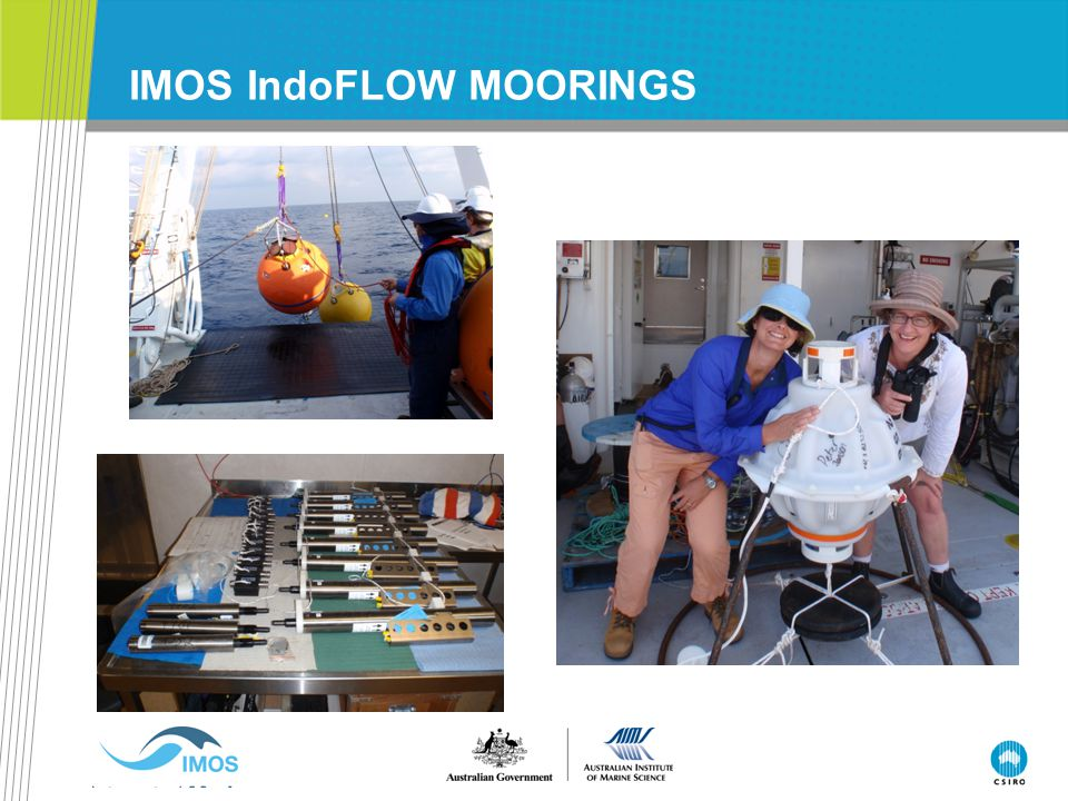 IMOS IndoFLOW MOORINGS