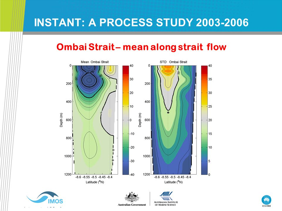 INSTANT: A PROCESS STUDY 2003-2006