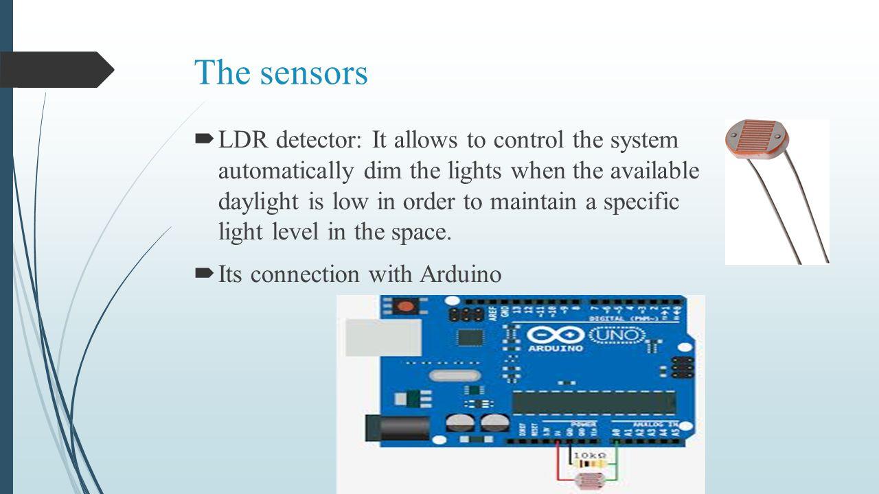 The sensors