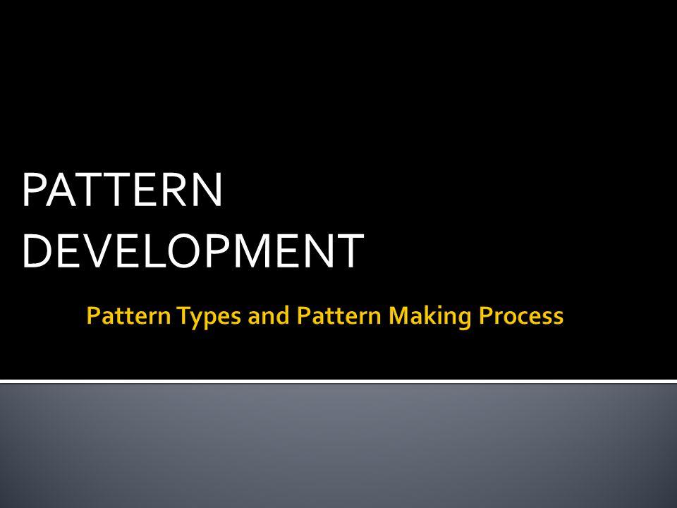 1 1 explain the pattern of development