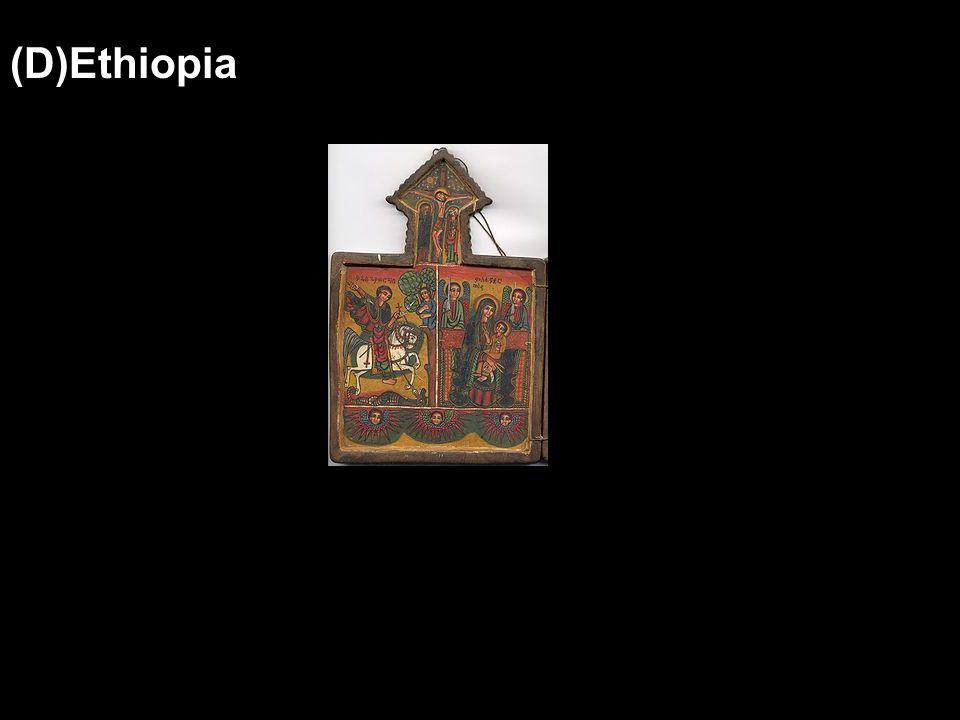 (D)Ethiopia