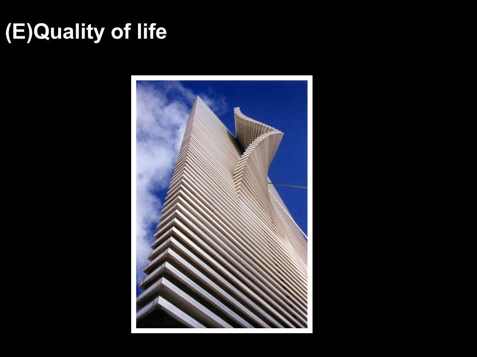 (E)Quality of life