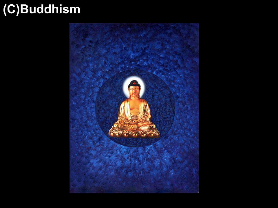 (C)Buddhism