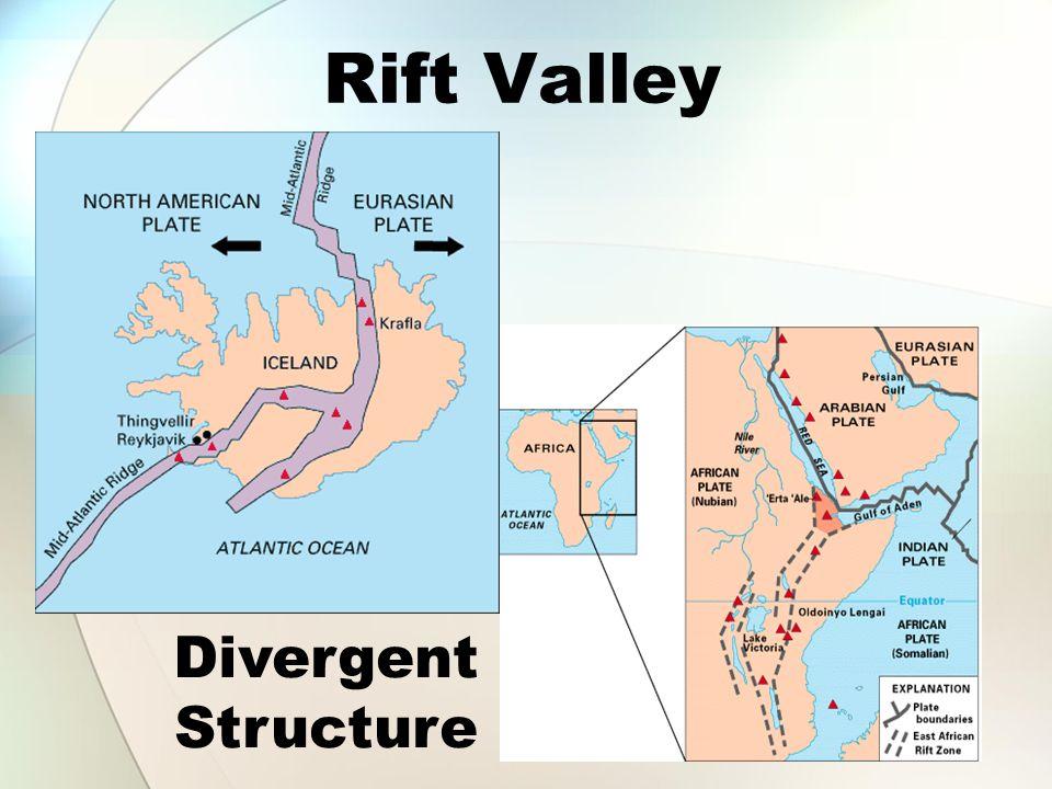 Rift Valley Divergent Structure