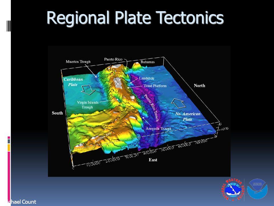 Regional Plate Tectonics
