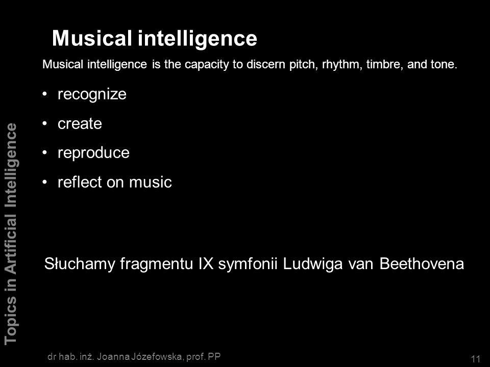 Słuchamy fragmentu IX symfonii Ludwiga van Beethovena