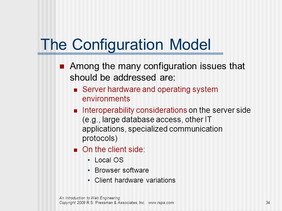 The Configuration Model