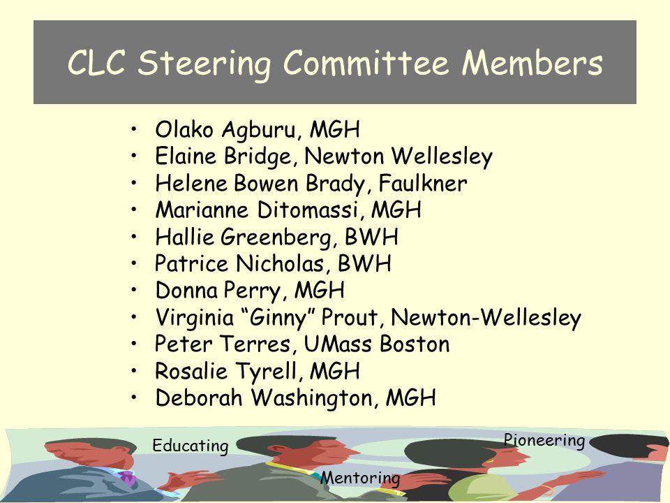 CLC Steering Committee Members