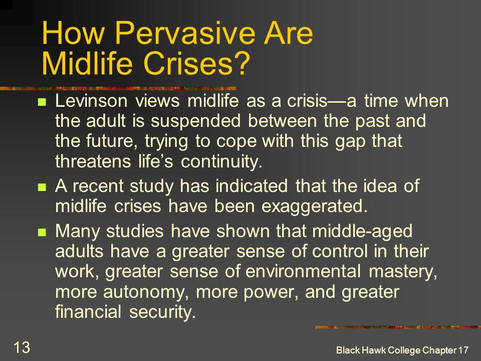 How Pervasive Are Midlife Crises