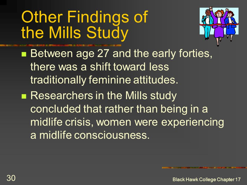 Other Findings of the Mills Study