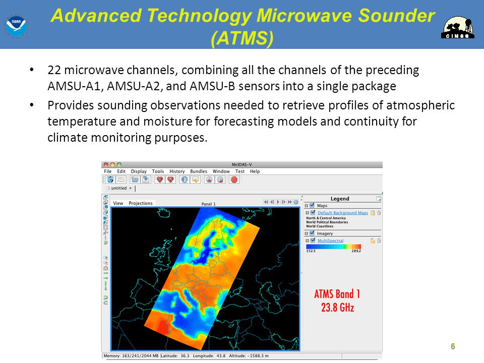 Advanced Technology Microwave Sounder (ATMS)