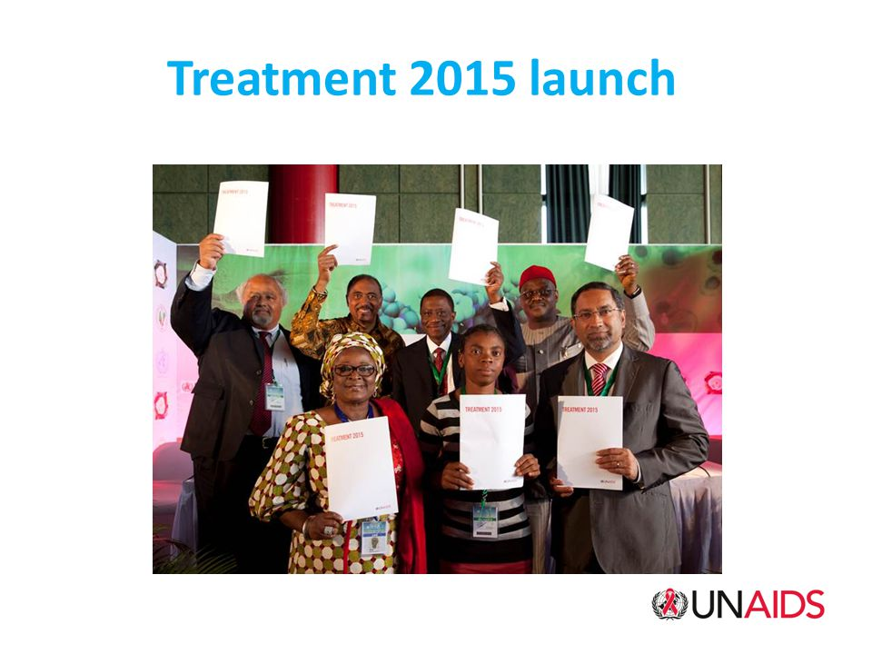 Treatment 2015 launch