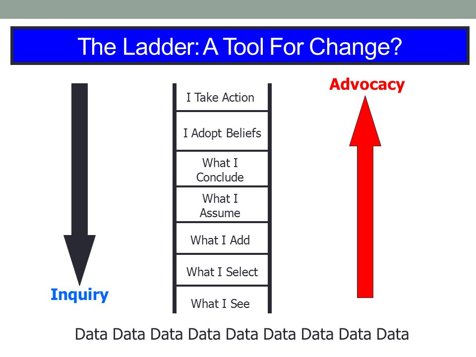 The Ladder: A Tool For Change