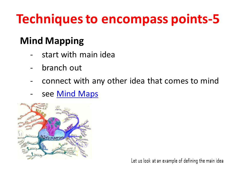 Techniques to encompass points-5