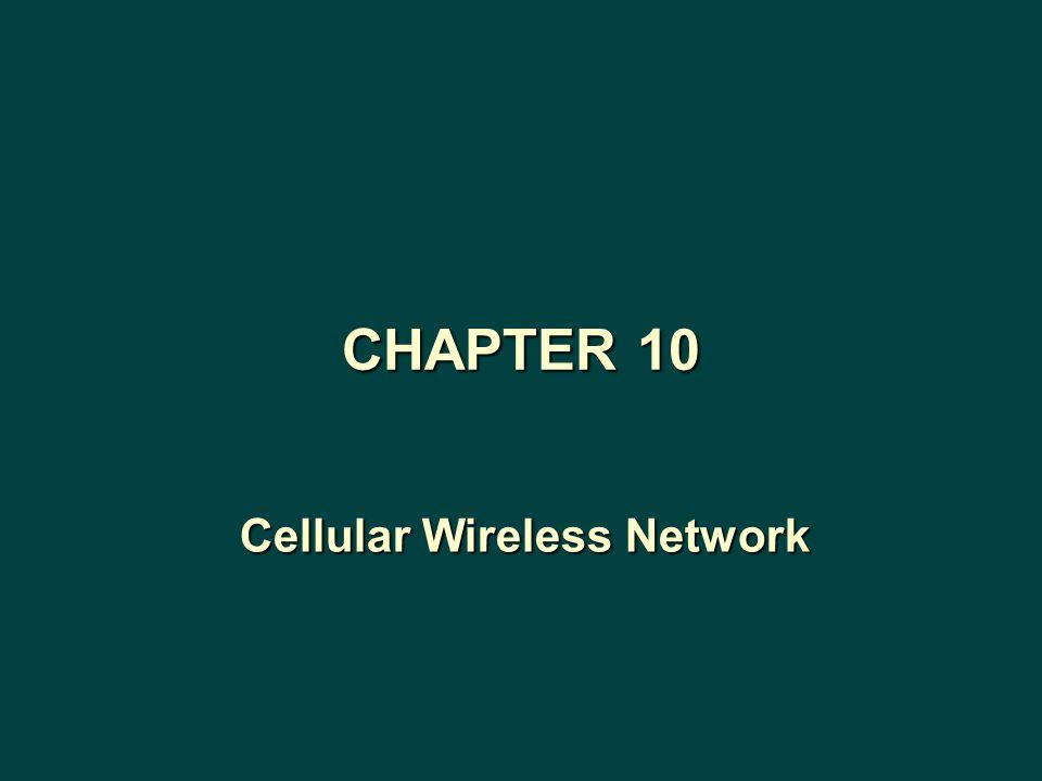 Cellular Wireless Network
