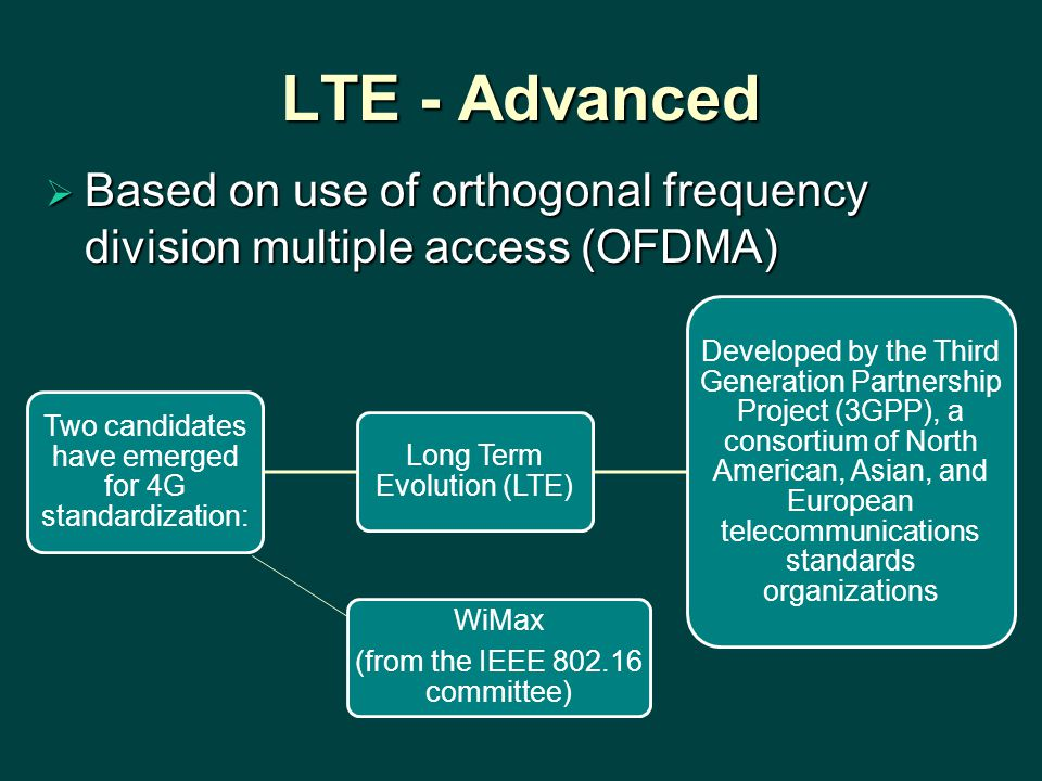 difference between lte and lte advanced pdf