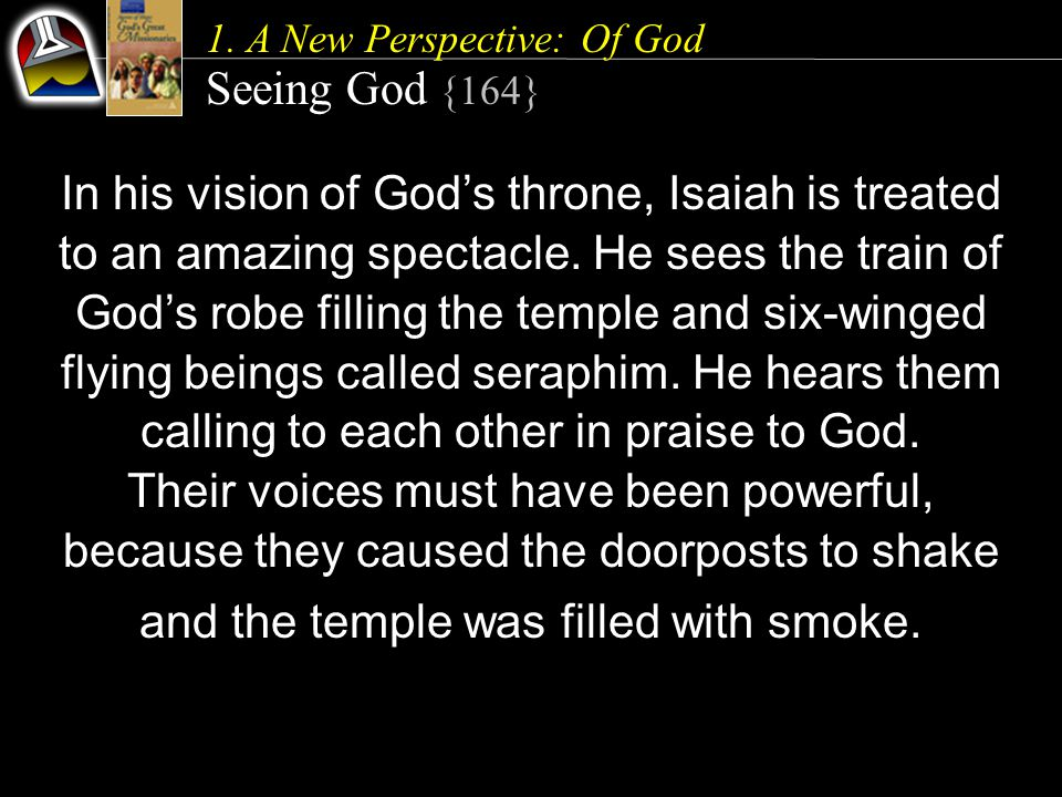 1. A New Perspective: Of God