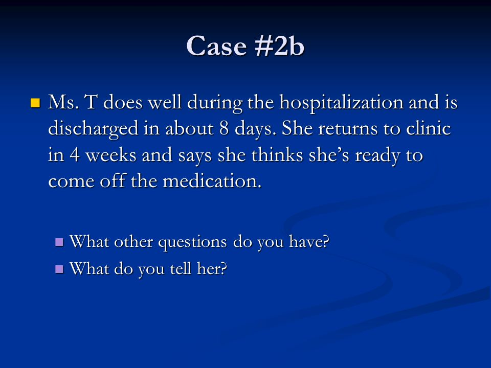 Case #2b