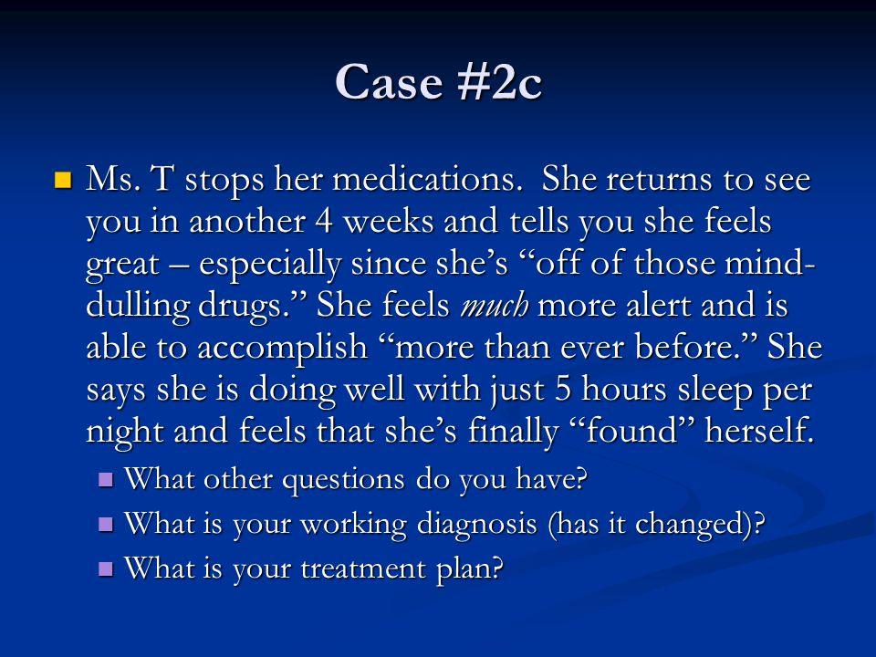 Case #2c