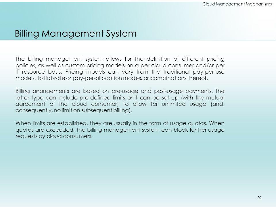 Billing Management System