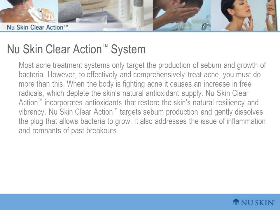 Nu Skin Clear Action™ System