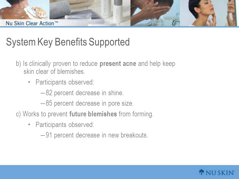 System Key Benefits Supported