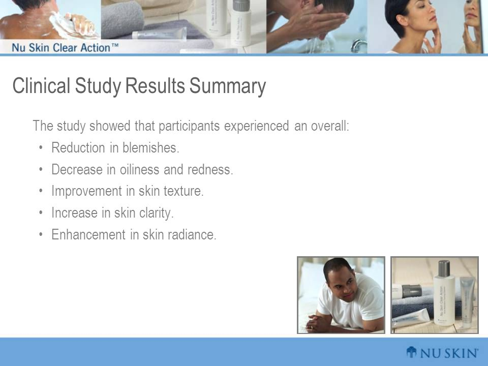 Clinical Study Results Summary