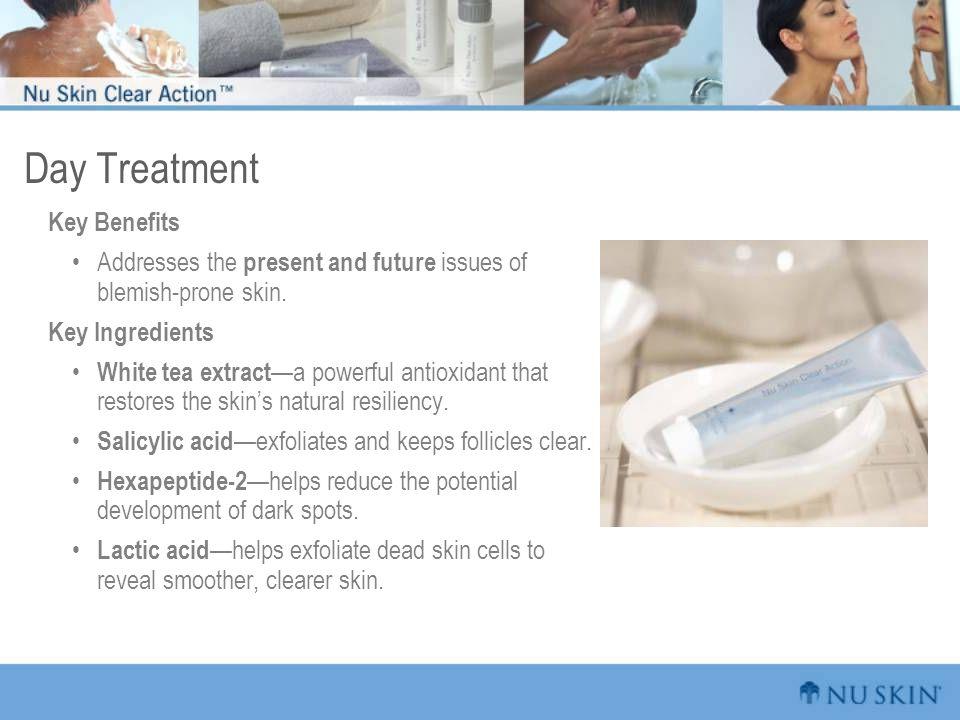 Day Treatment Key Benefits