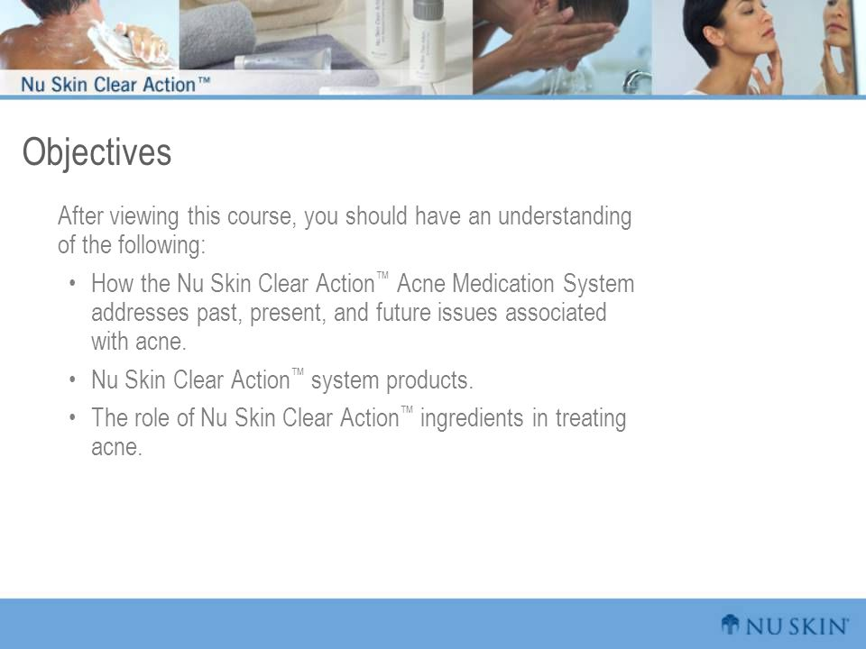 Objectives After viewing this course, you should have an understanding of the following: