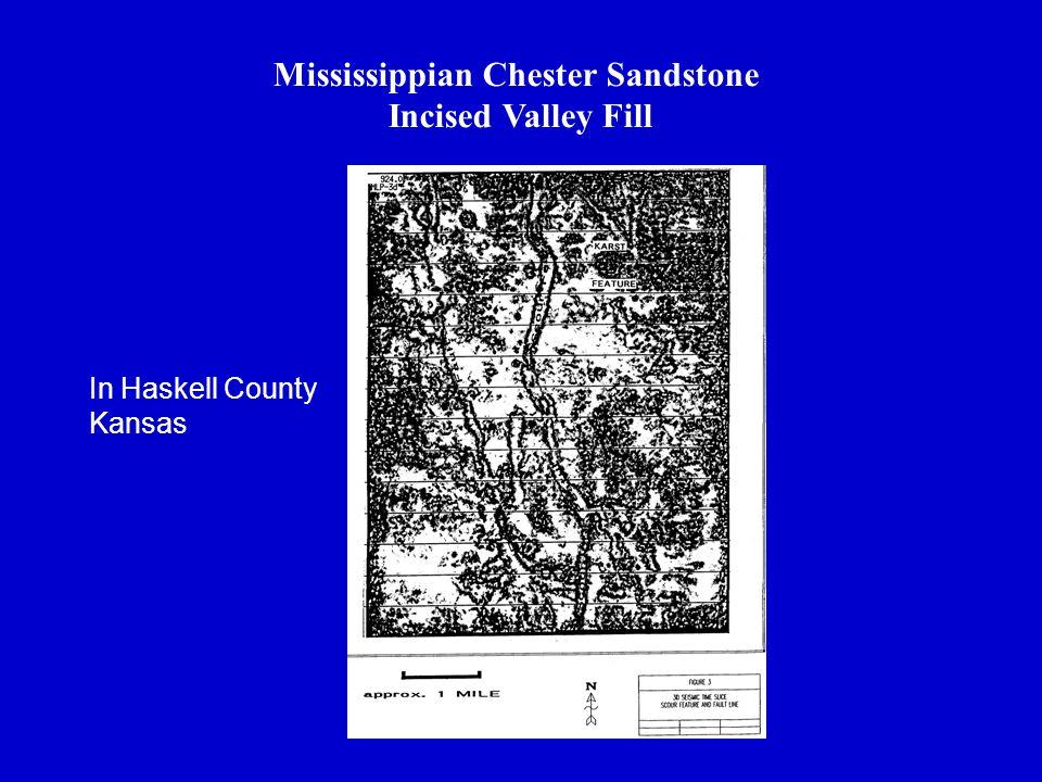 Mississippian Chester Sandstone