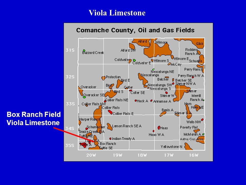 Viola Limestone Box Ranch Field Viola Limestone