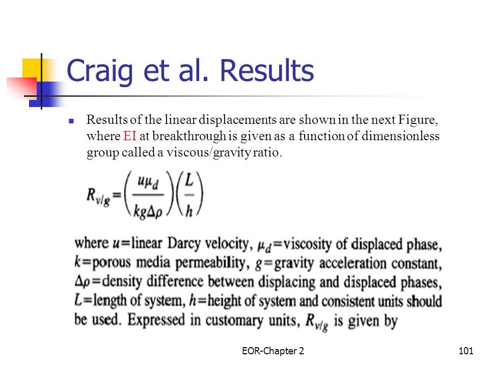 Craig et al. Results