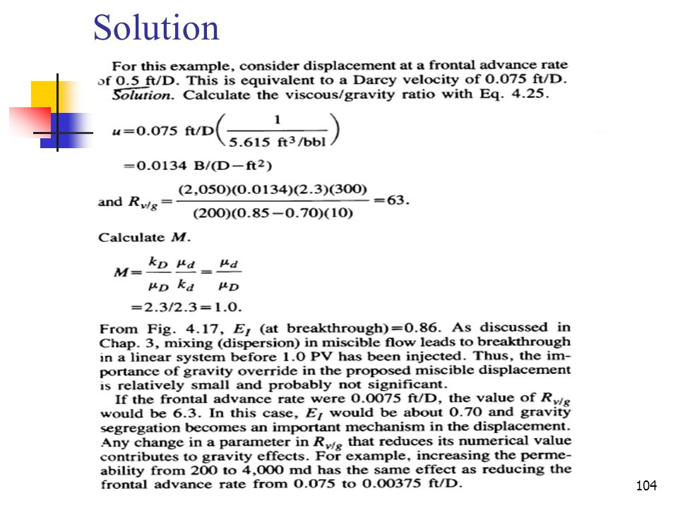 Solution EOR-Chapter 2