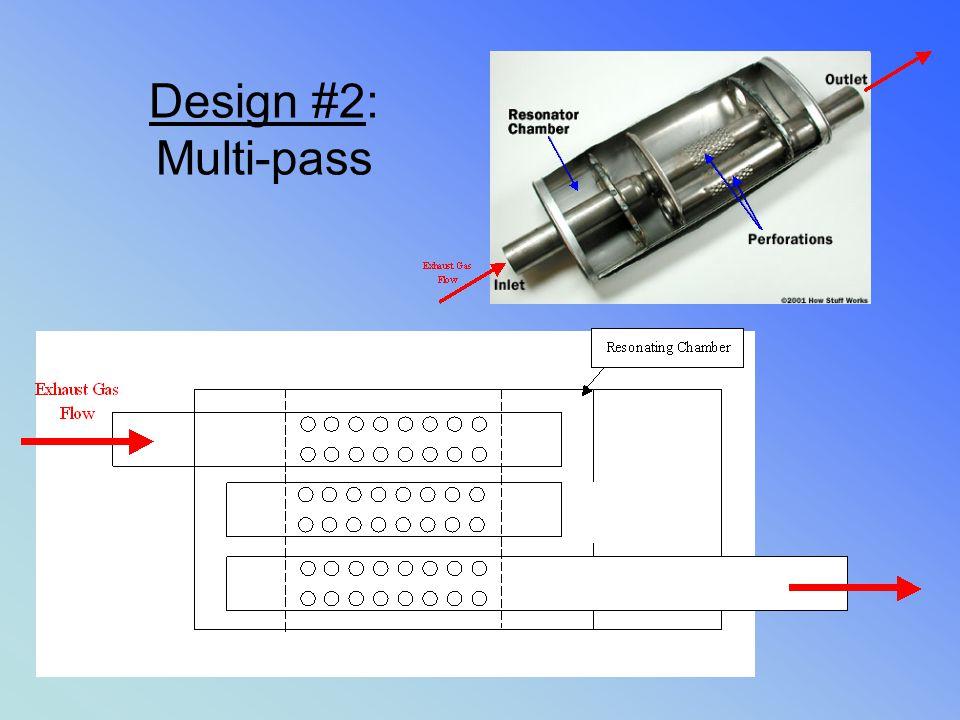Design #2: Multi-pass