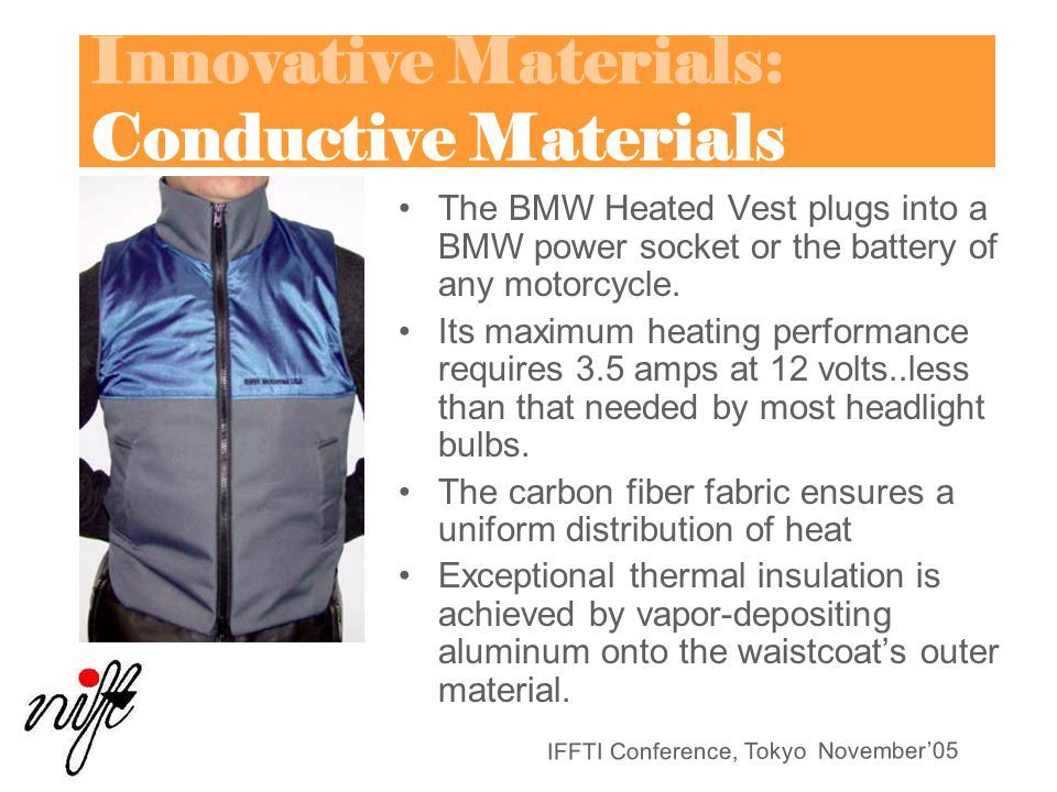 Innovative Materials: Conductive Materials