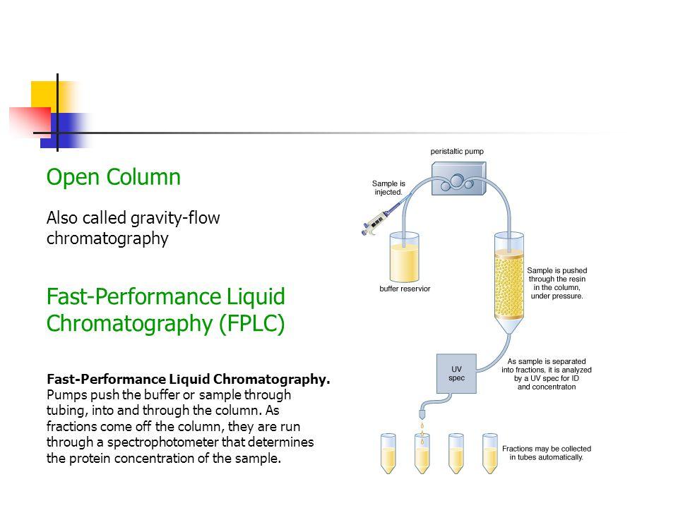 Fast-Performance Liquid Chromatography (FPLC)