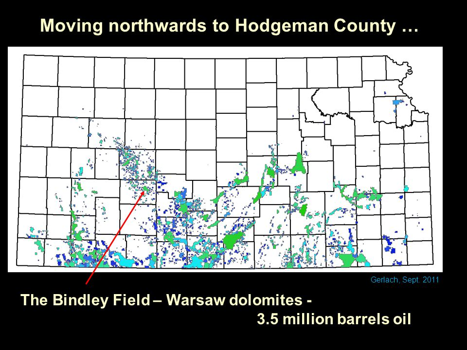 Moving northwards to Hodgeman County …