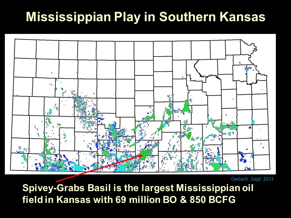 Mississippian Play in Southern Kansas