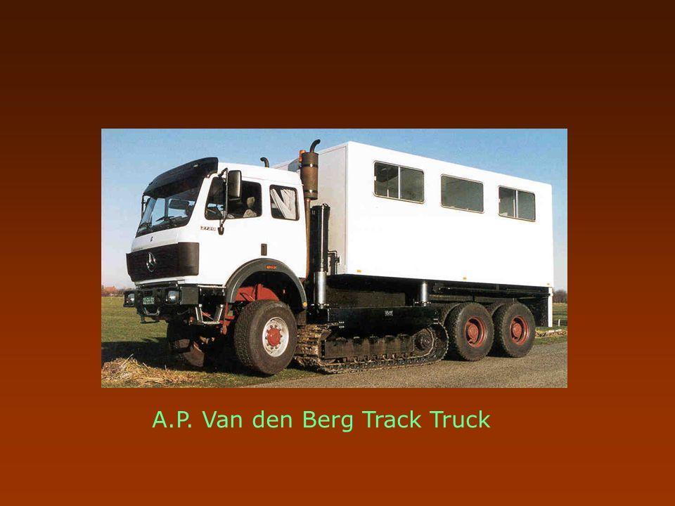 A.P. Van den Berg Track Truck