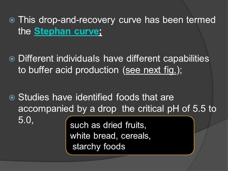 This drop-and-recovery curve has been termed the Stephan curve;