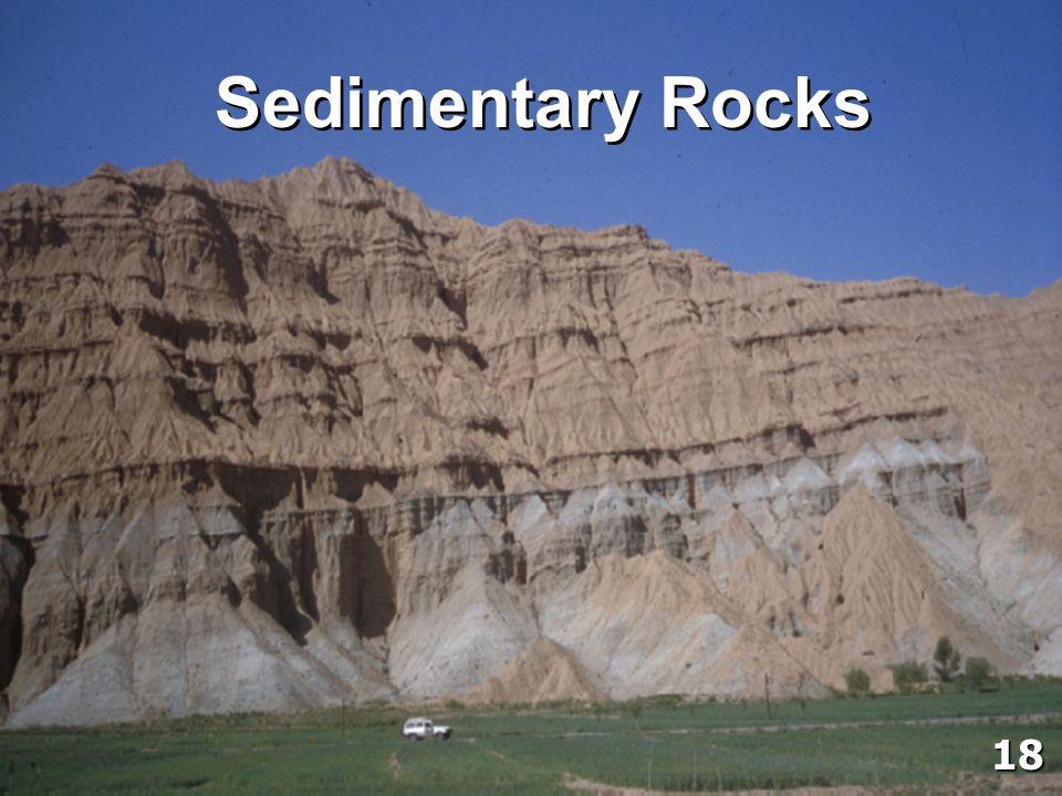 Sedimentary Rocks 18