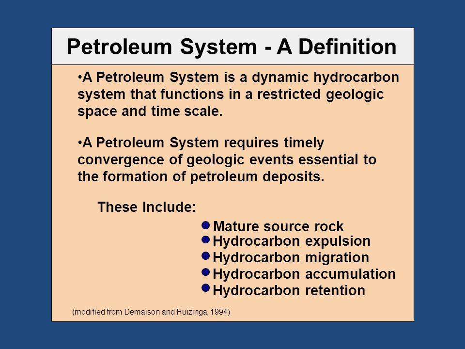 Geology of Petroleum Systems 44
