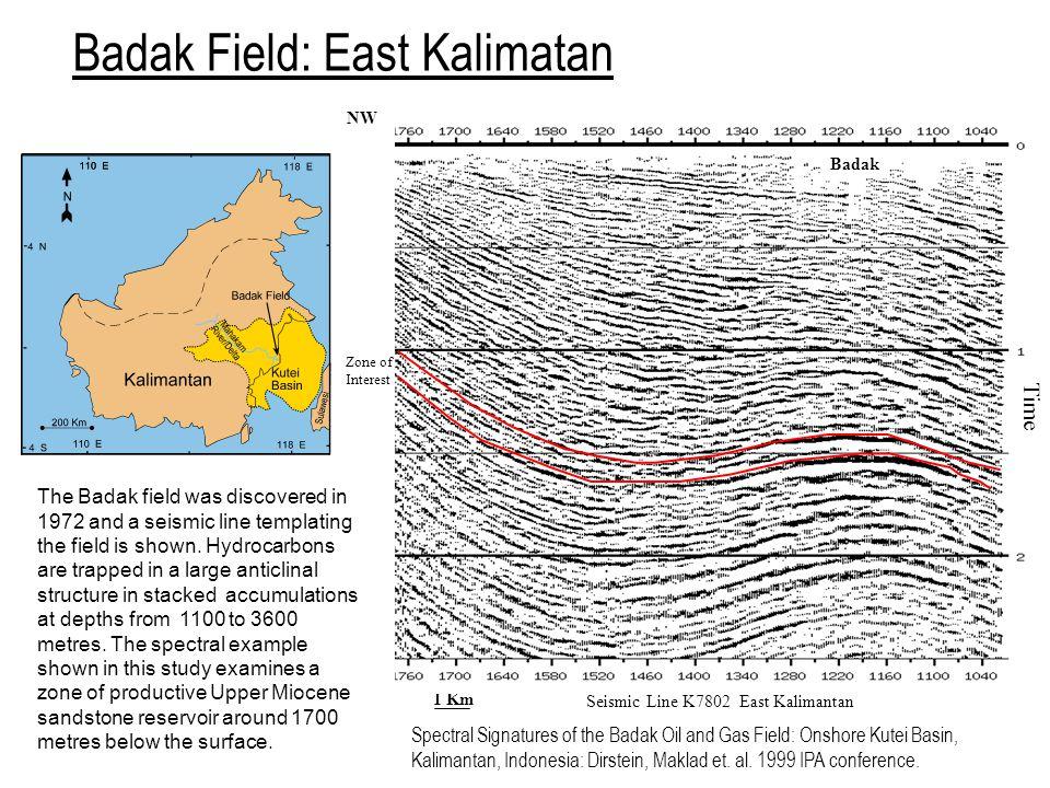 Badak Field: East Kalimatan