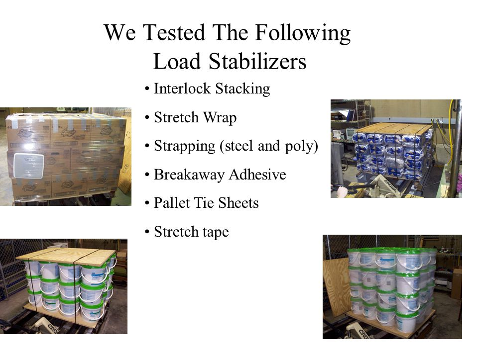 We Tested The Following Load Stabilizers